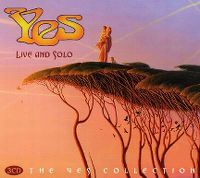 Cover Yes - Live And Solo - The Yes Collection [3CD]